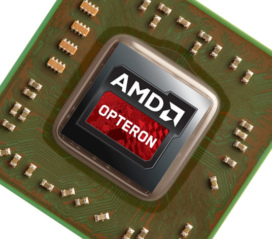 AMD aims Opteron X-Series CPU's at Cloud Data Centres