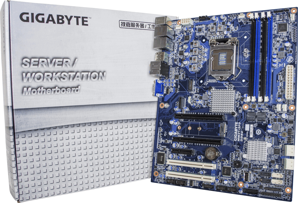 Introducing Gigabyte New Intel C230 Series Server & Workstation Motherboards