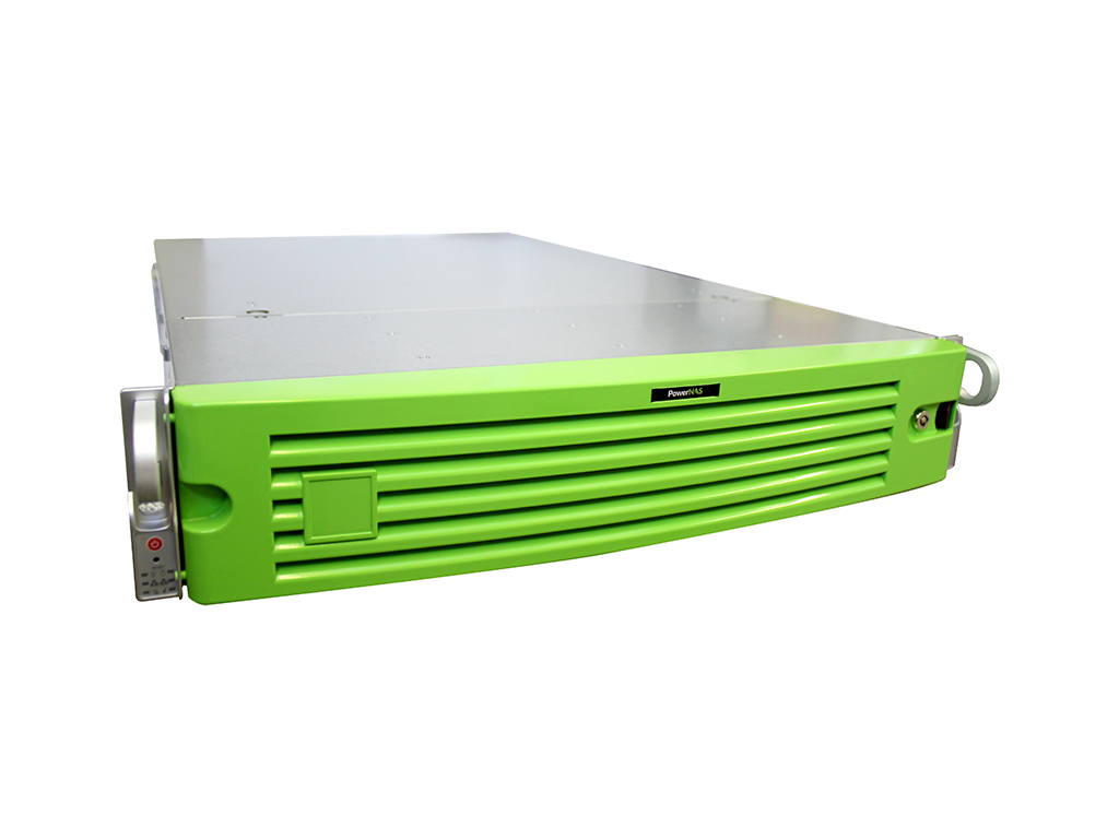 PowerNas 2U Rackmount Storage Server