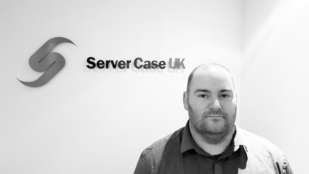 Welcome Richard Beckett - Orders & Customer Service Administrator