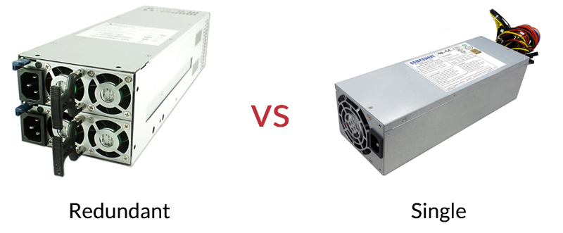 Single versus Redundant PSU - Which should I choose?