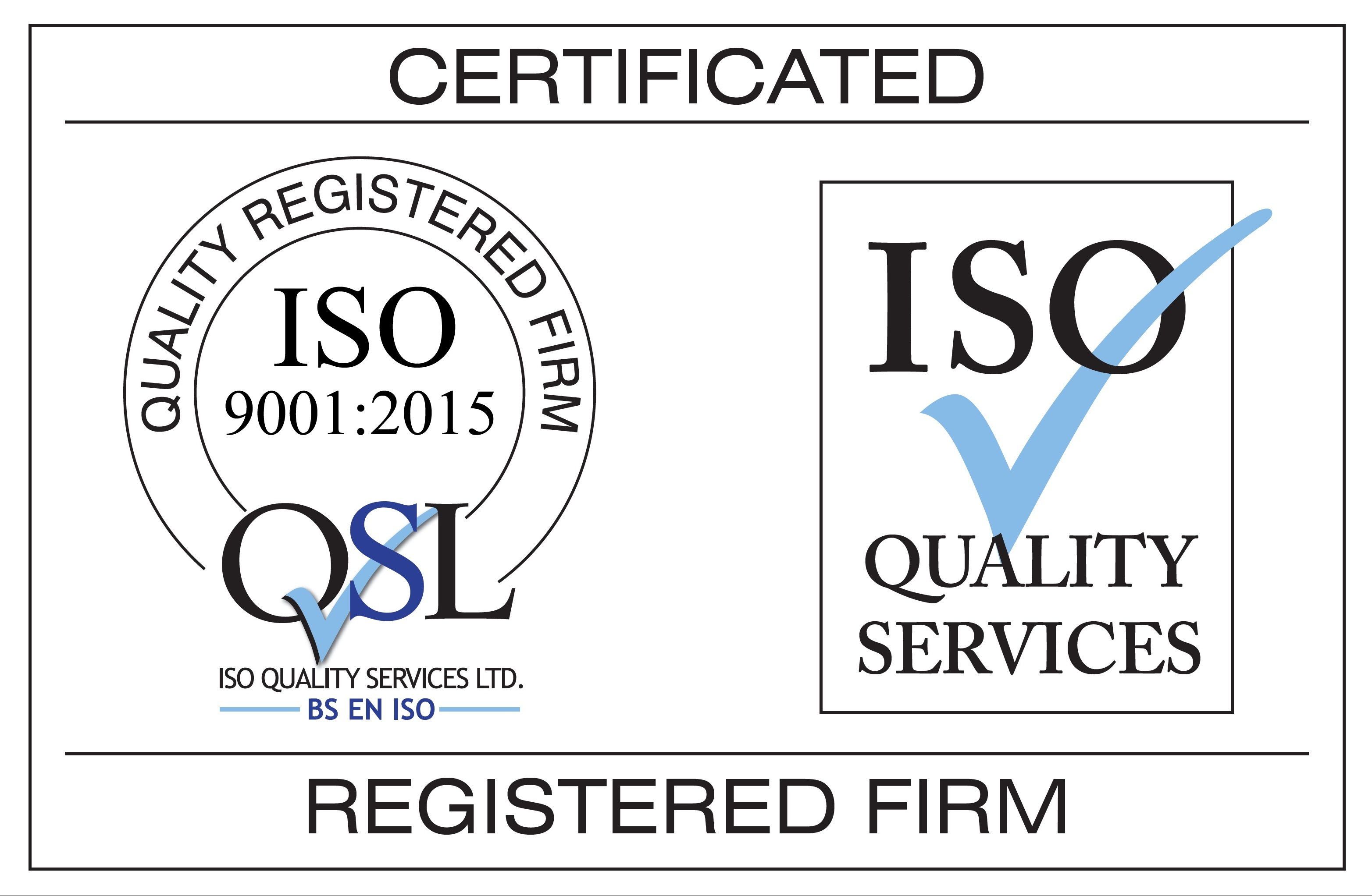 Server Case UK Obtains Renewed ISO 9001:2015 Certification