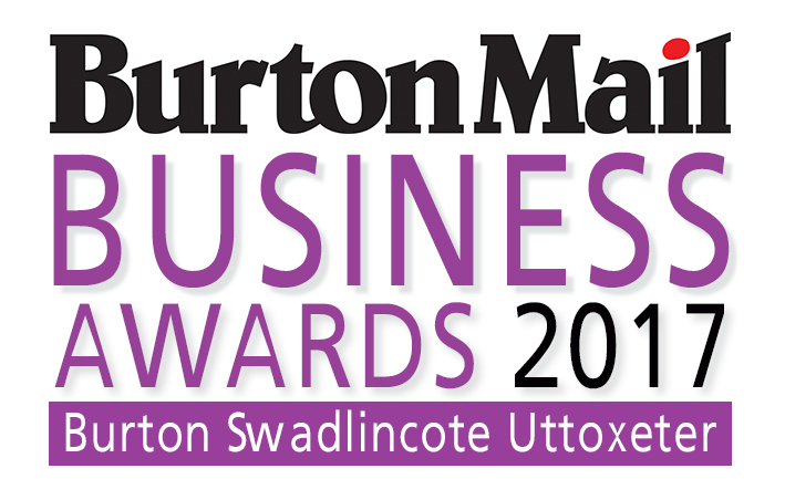 Server Case UK are Burton Mail Business Awards Finalists for Employer of the Year