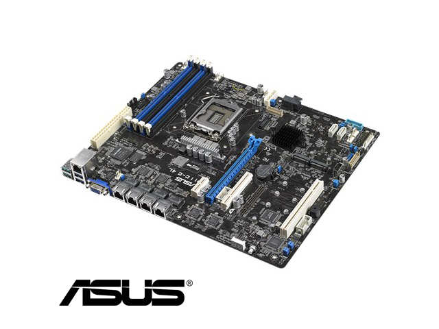 Latest Xeon E-2100 Motherboards Available from Asus