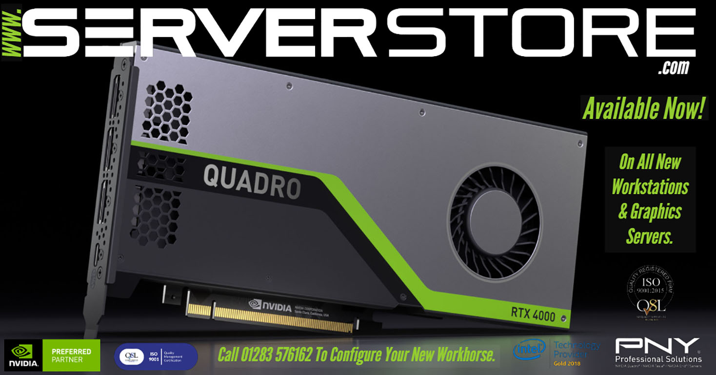 NVIDIA Quadro RTX 4000 Is Here!