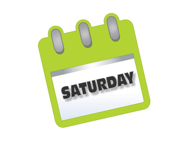 How we can help - Can you do a Saturday delivery?