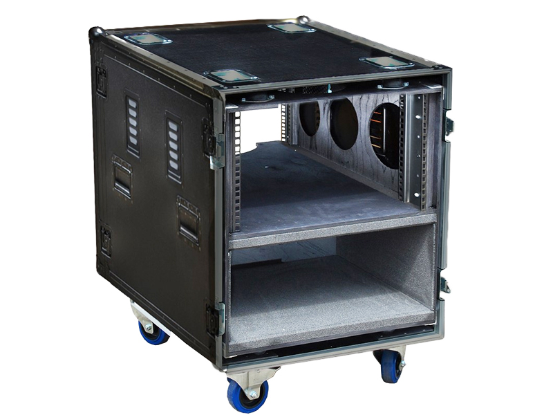 Tech Help - What rackmount chassis work best in flight-cases?