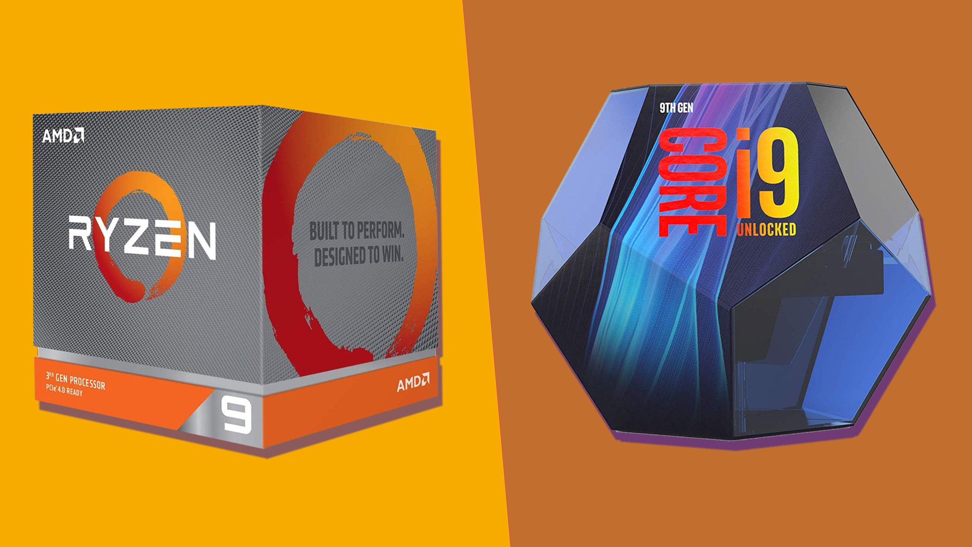 Intel Core Series vs AMD Ryzen