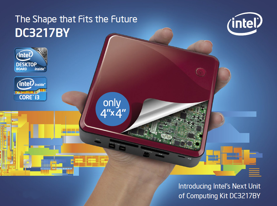 Intel� NUC � Incredibly Compact Computing