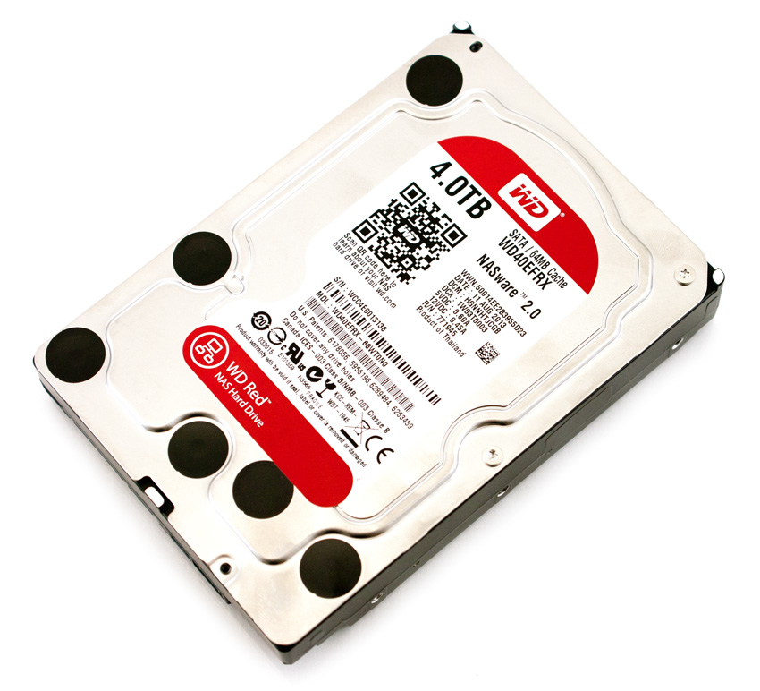 Western Digital 4TB RED - Now On Sale!