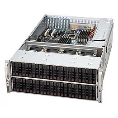 Supermicro Barebones - SuperServer or Custom Built? Which to choose