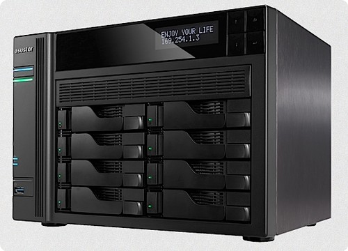 Asustor NAS Storage Servers - From Home Office to Enterprise