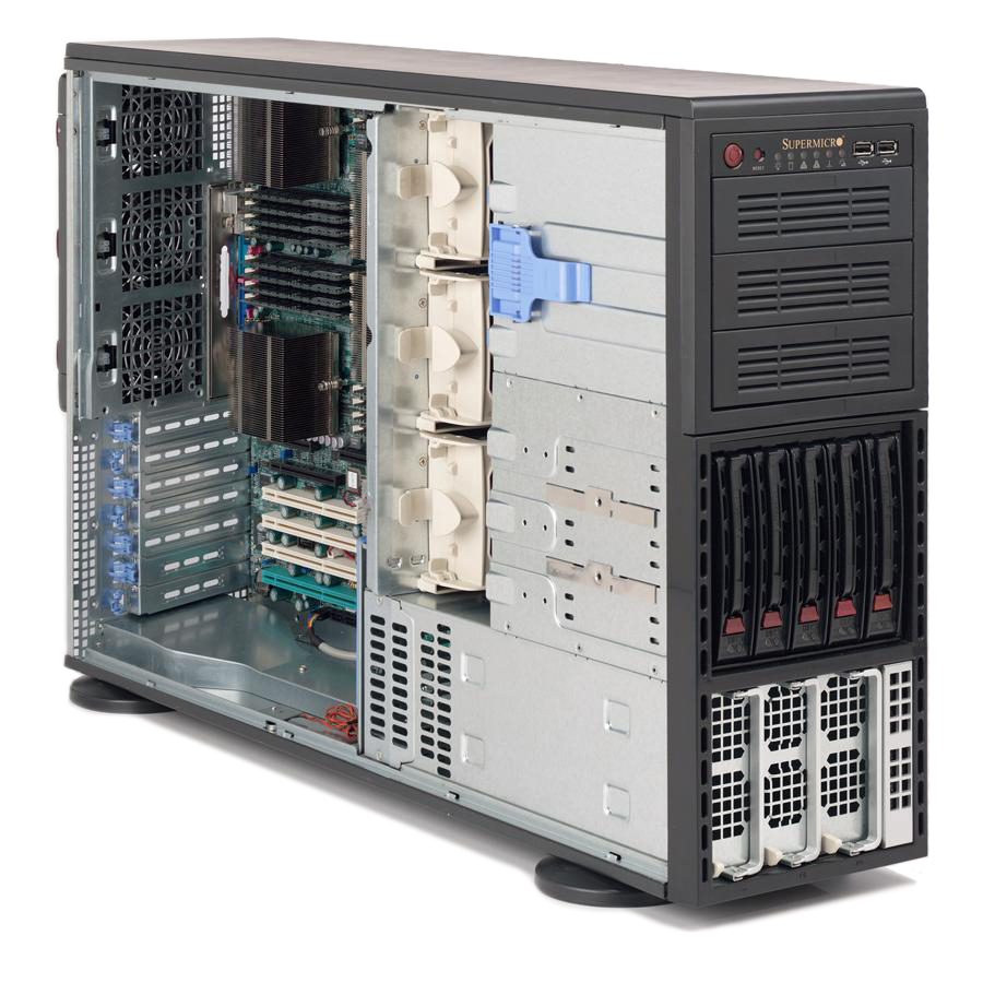 Tower Server Cases - Perfect for Home and Office - Server