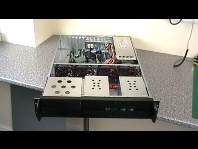 YouTube Video Review - Logic Case Supermicro Server Build