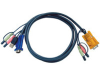 Aten USB KVM Cable for CS1732A/CS1734A/CS1754/CS1758 Switches (3m)