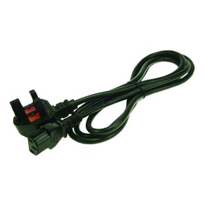 2-Power PWR0002A Standard Power Cord - 1 m Length