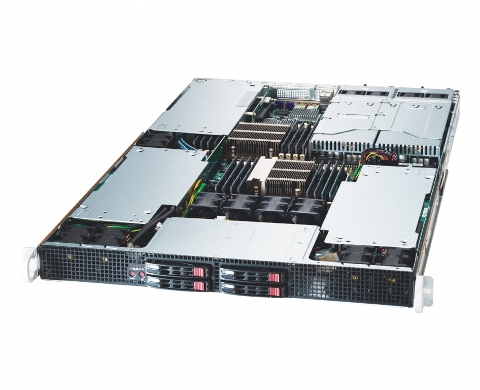 Supermicro SuperServer 1027GR-TRF+