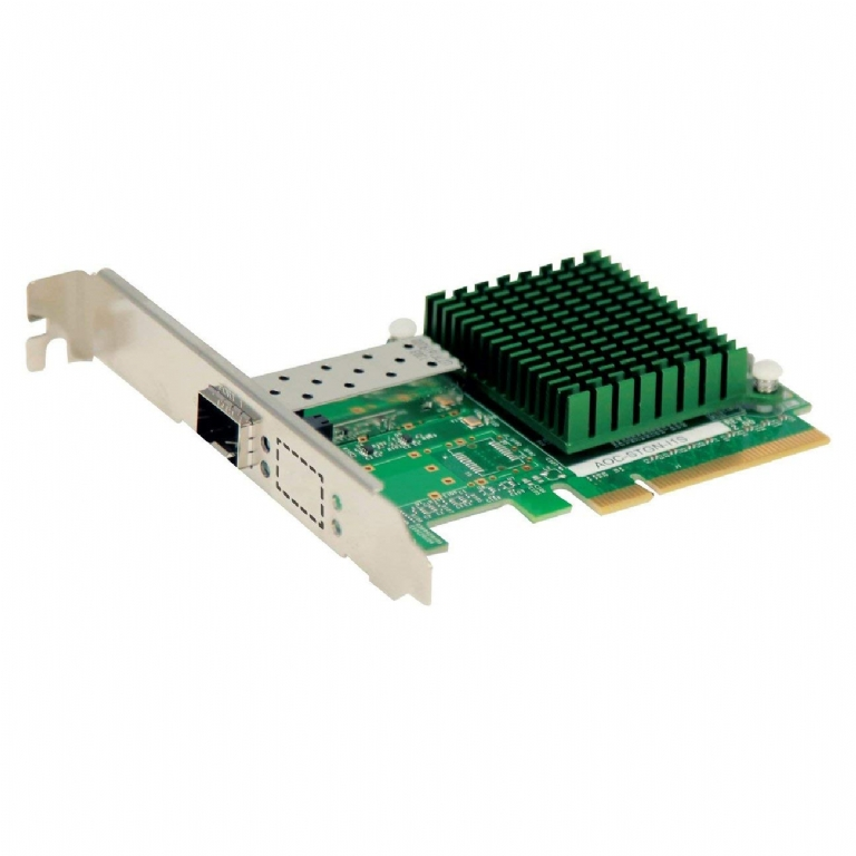 Supermicro AOC-STGN-I1S Single Port 10GbE SFP+ Ethernet Card Adapter X520