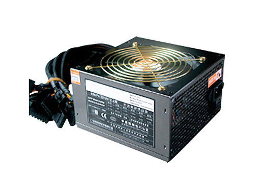 600W ATX PS/2 Server Grade PSU - 1x 120m Fan
