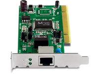 TRENDnet TEG-PCITXRL Gigabit Ethernet Card for PC