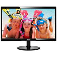 Philips 220V4LSB (22 inch) LCD Monitor with LED Backlight 1680x1050 (Black)