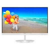 Philips 234E5QHAW/00 (23 inch) LCD Monitor with LED Backlight 1920x1080 (White)