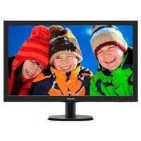 Philips (27 inch) LCD Monitor with SmartControl Lite LED Backlight 1920x1080 (Black)