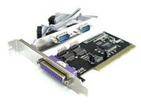 PCI Card SERIAL 2S/PARALLEL 1P