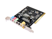 PCI SOUNDCARD 7.1 CHANNEL