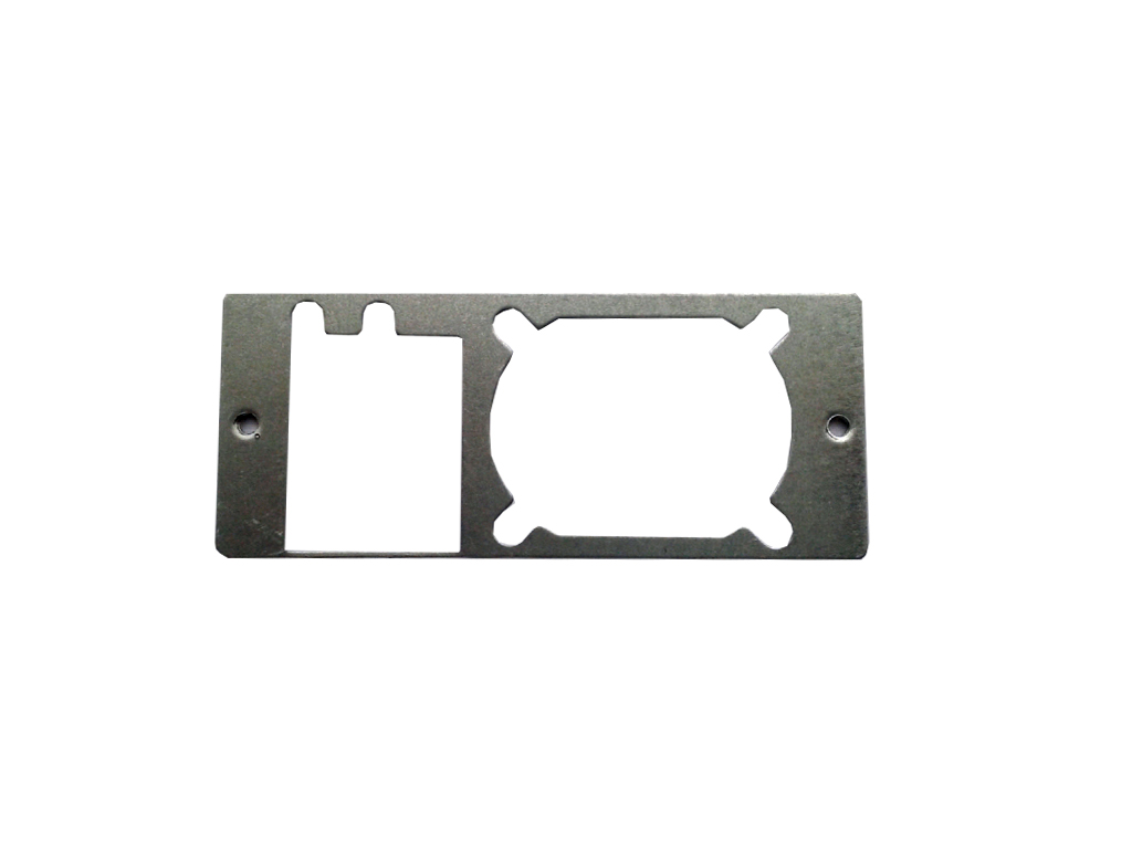 1U PSU to FLEX PSU Adapter Plate