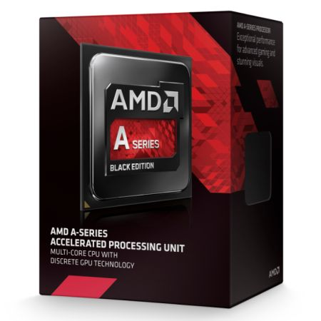 AMD A10-7700K Quad-core (4 Core) 3.40 GHz Processor - Socket FM2+