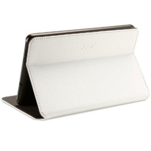 Acer Carrying Case (Portfolio) for Tablet - White