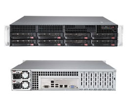 Supermicro SuperServer 6028R-TR