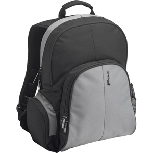 Targus Essential TSB023EU Carrying Case for Notebook - Black, Grey