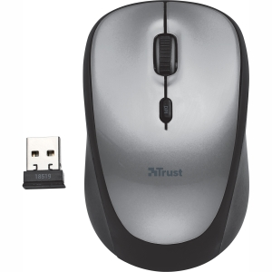 Trust Yvi Mouse - Optical - Wireless