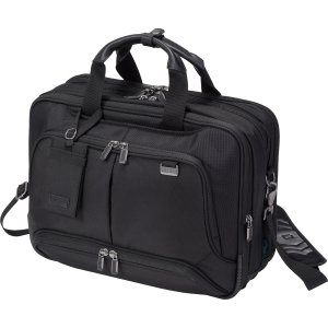 Dicota Top Traveller Twin PRO Carrying Case for 39.6 cm (15.6