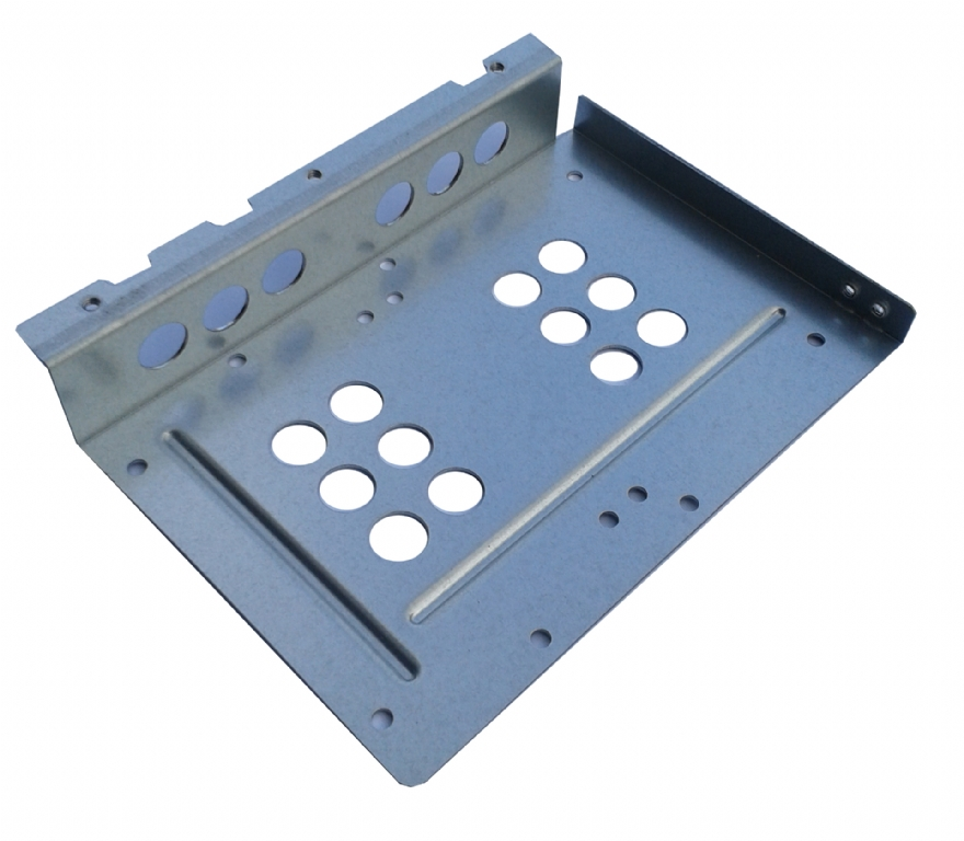 Internal drive carrier for 2 x 2.5