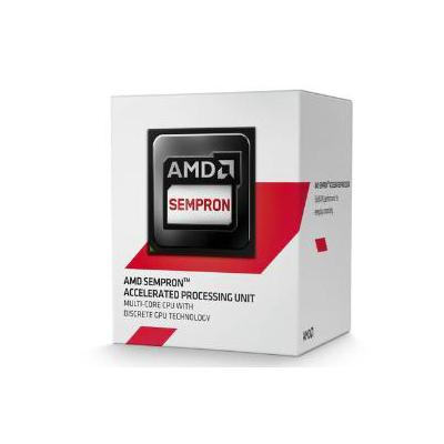 AMD Sempron 2650 Dual-core (2 Core) 1.45 GHz Processor - Socket AM1