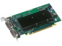 Matrox M9120 Graphic Card - 512 MB DDR2 SDRAM - PCI Express x16