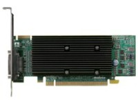 Matrox M9140 PCie x16 512MB Graphics Card (Low Profile)