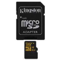 Kingston (32GB) MicroSDHC Media Card Ultra High Speed  (Class 10)