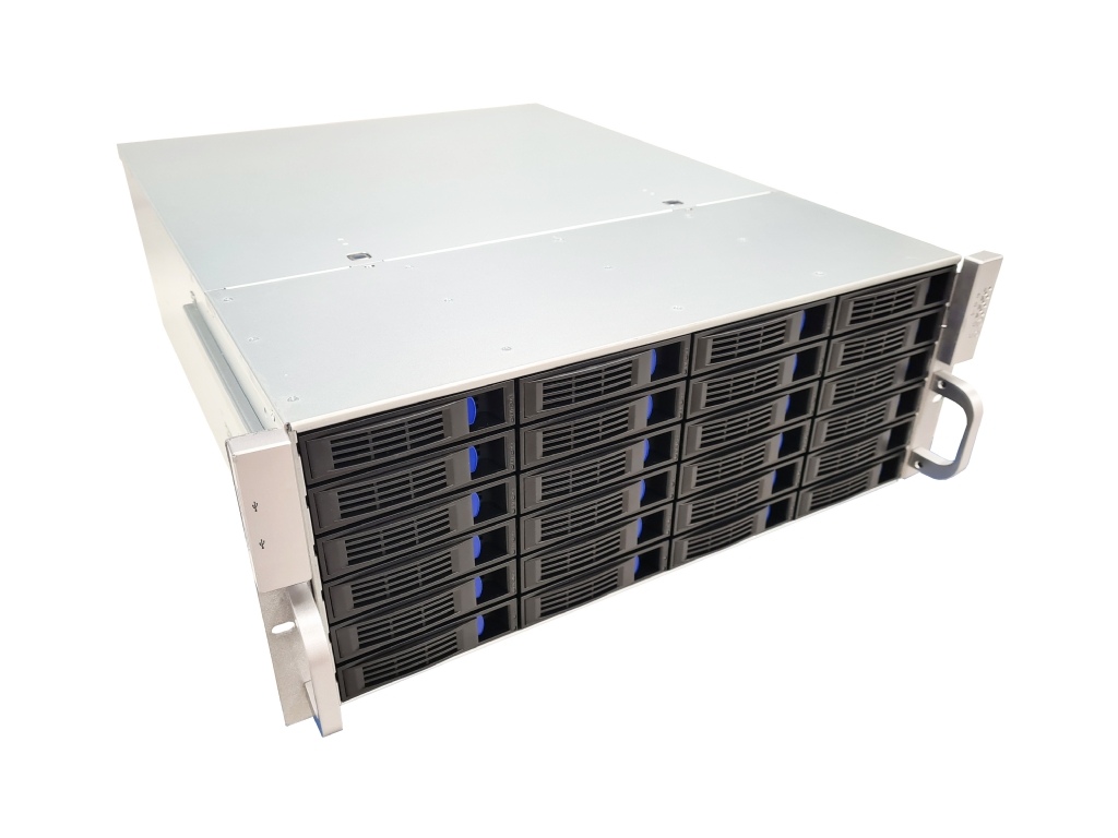 Supermicro SuperChassis 842XTQ-R606B (Black) - Server Case UK