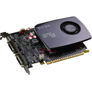 EVGA GeForce GT 740 Graphic Card - 1059 MHz Core - 4 GB DDR3 SDRAM - PCI Express 3.0 x16