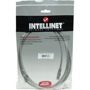 Intellinet Category 5e Network Cable for Network Device - 4.27 m - 50 Pack