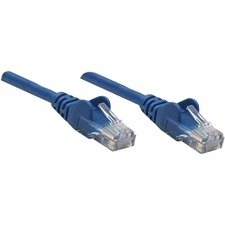 Intellinet Category 5e Network Cable for Network Device - 7.62 m - 50 Pack