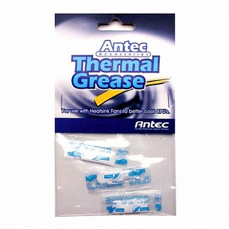 Antec Thermal Greese x3 for CPU's in between Fan and CPU