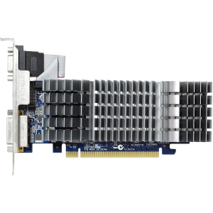 Asus EN210 SILENT/DI/1GD3/V2(LP) GeForce 210 Graphic Card - 589 MHz Core - 1 GB DDR3 SDRAM - PCI Express 2.0 x16 - Low-profile