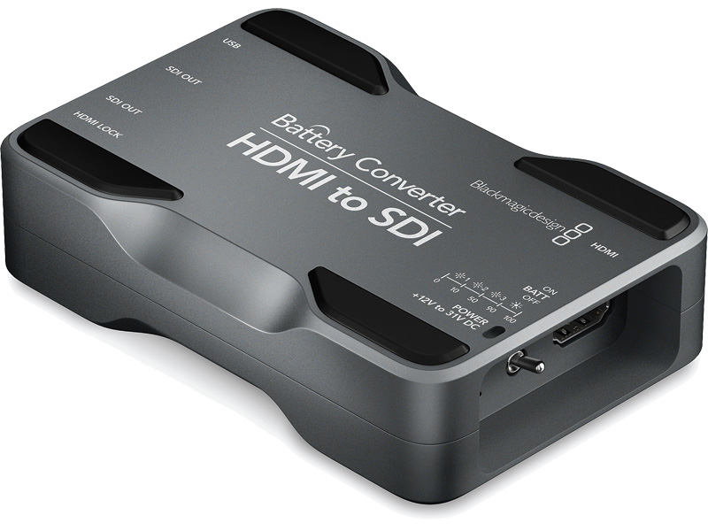 BLACKMAGIC Battery Operated Mini Converter HDMI to SDI