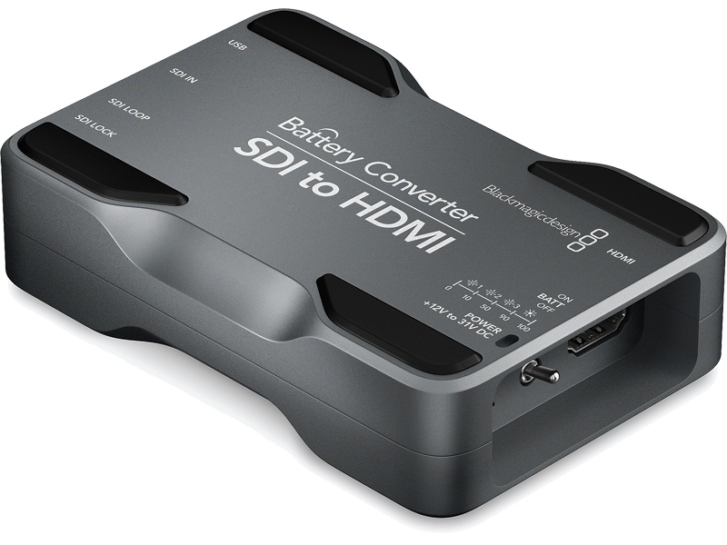 BLACKMAGIC Battery Operated Mini Converter SDI to HDMI