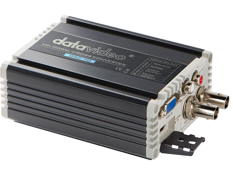 DATAVIDEO DAC-70 Up / Down / Cross Converter with VGA